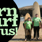 surfing course corralejo
