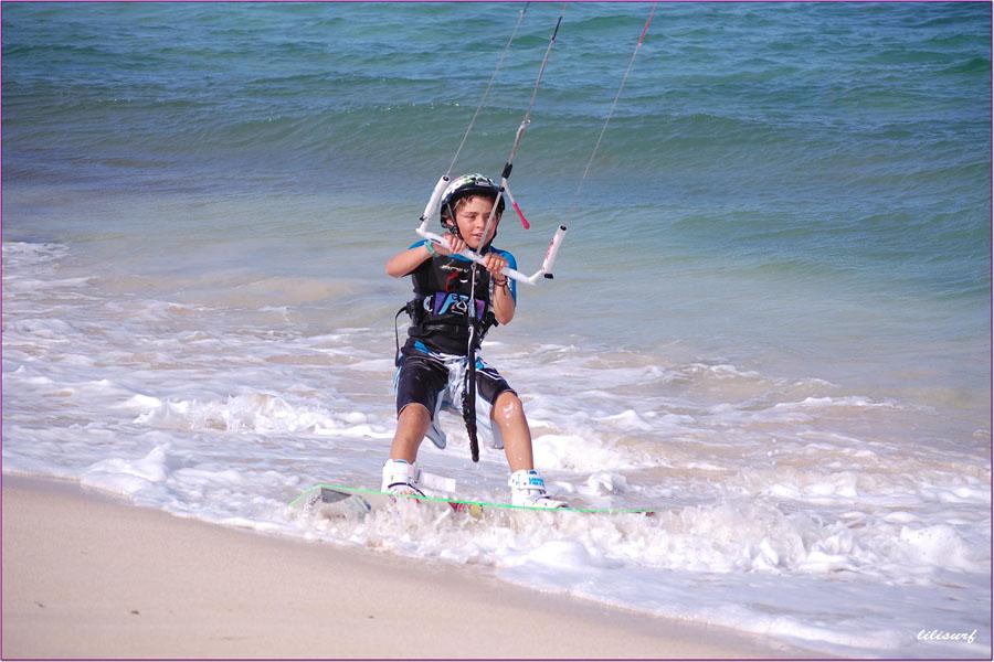 freestyle kiter
