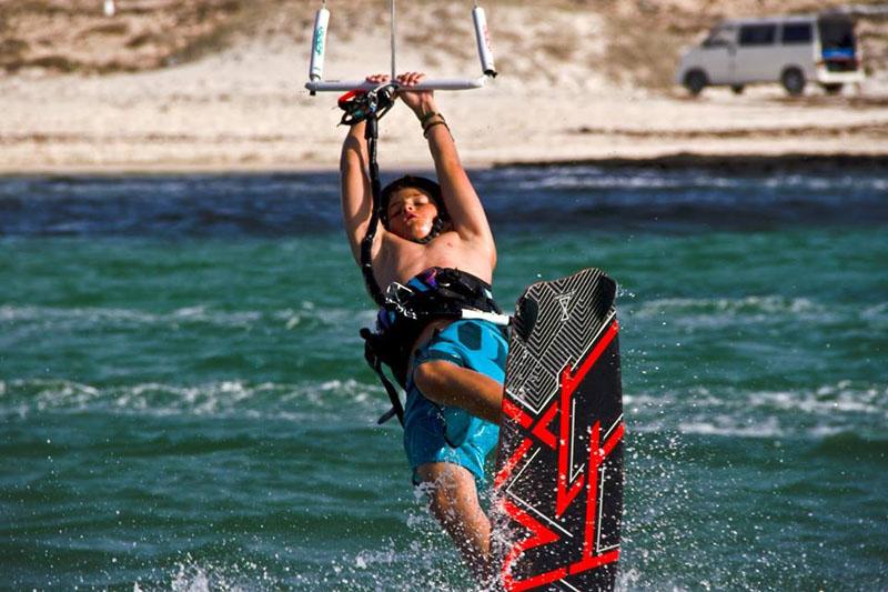 kite free style