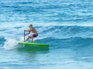 holandes surfer