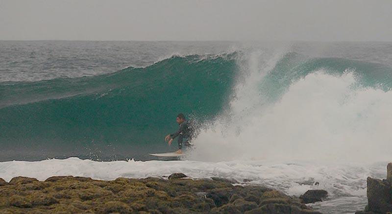 north surfing