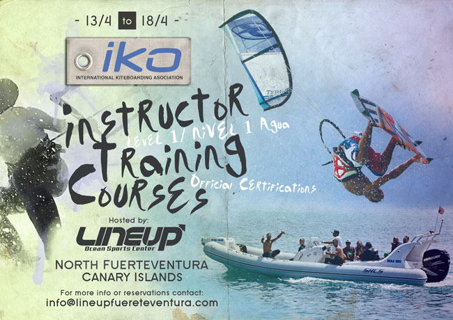 be an instructor