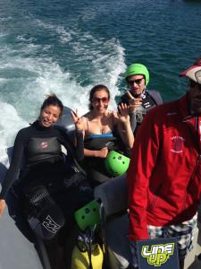boat session