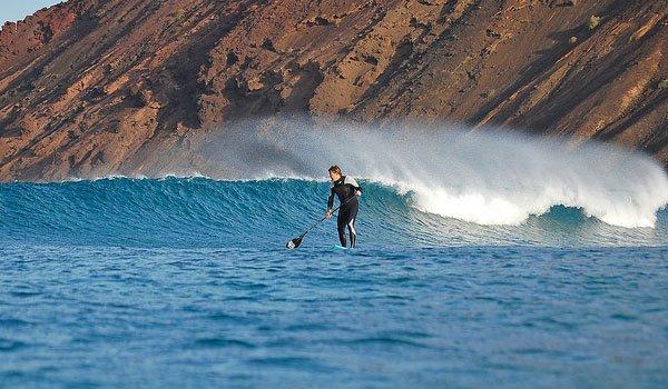 sup en Fuerteventura