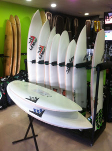 Alquilar tabla de surf en Fuerteventura