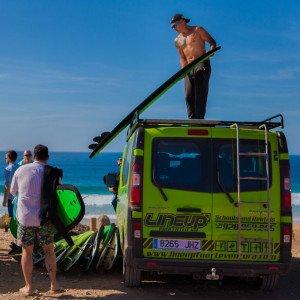 surf van canarias
