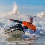 Grupo Corporativo se va a Surfear