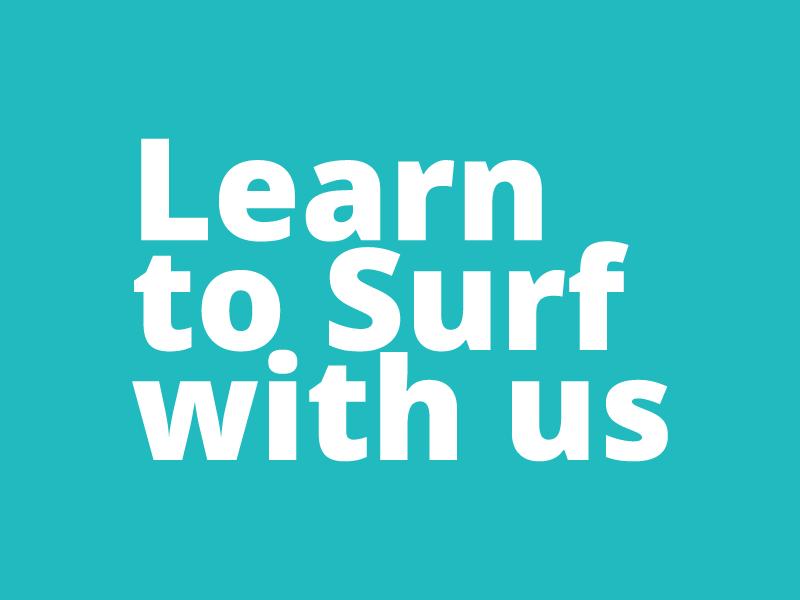 uwa learn how to surf