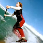 Dana Video de Kite Sup rental Fuerteventura y surf