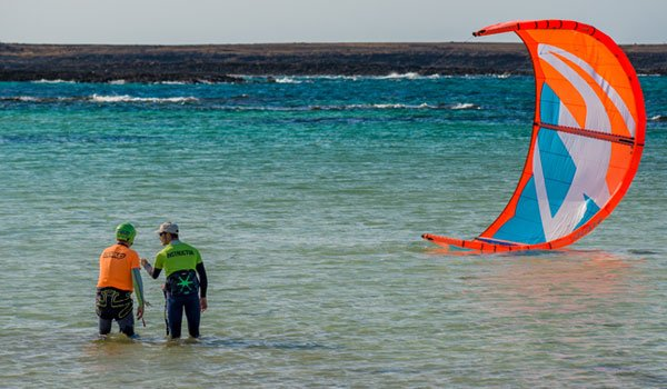 kite launch cotillo