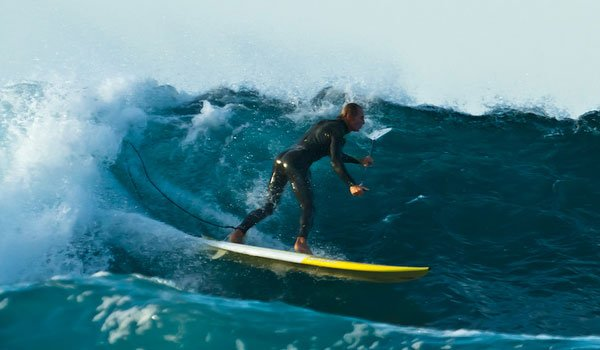 paddle surfing fuerteventura