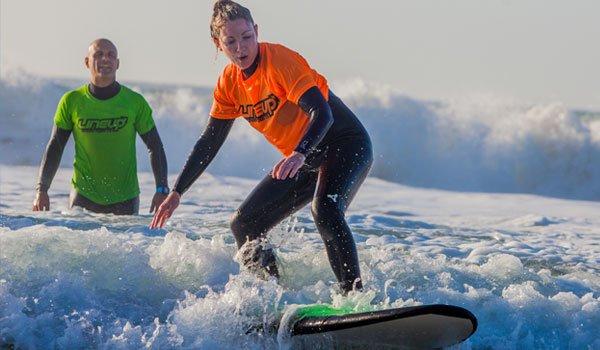 surfing fuerte