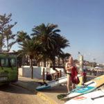 Sup initiation Waikiki Bay Corralejo