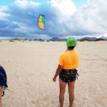 Beach Fly Initiation Kite school Course