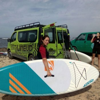 Stand Up Paddle Sessions in Fuerteventura