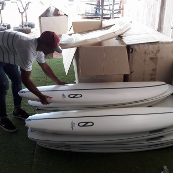 Surfboard rental in Corralejo