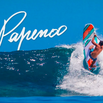 Papenoo 2017 SUP – Rent the board that shreds
