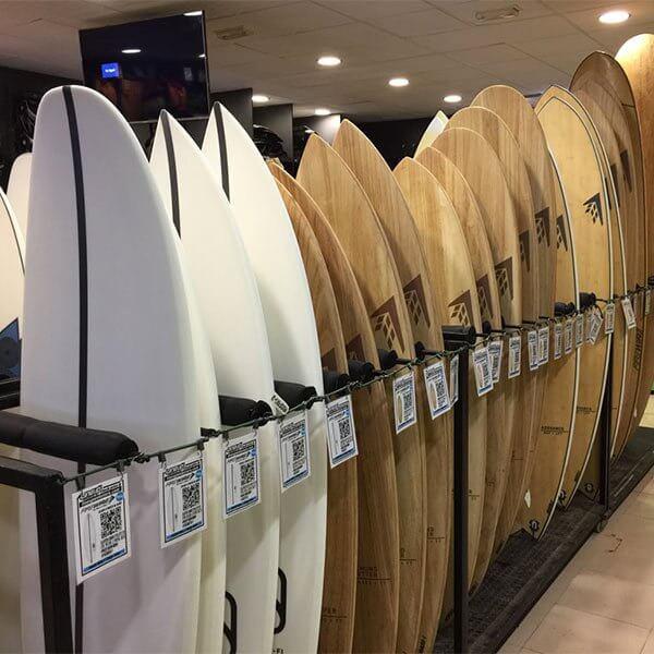 Surf testcenter