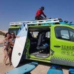 November Surf lessons in Fuerteventura