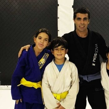 Bjj for kids in Corralejo