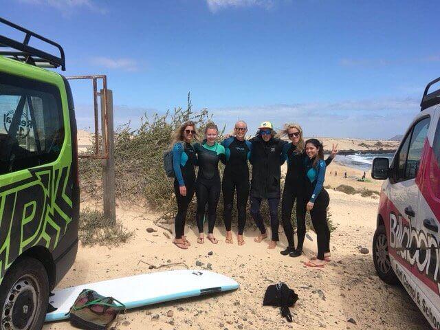 surf in fuerteventura
