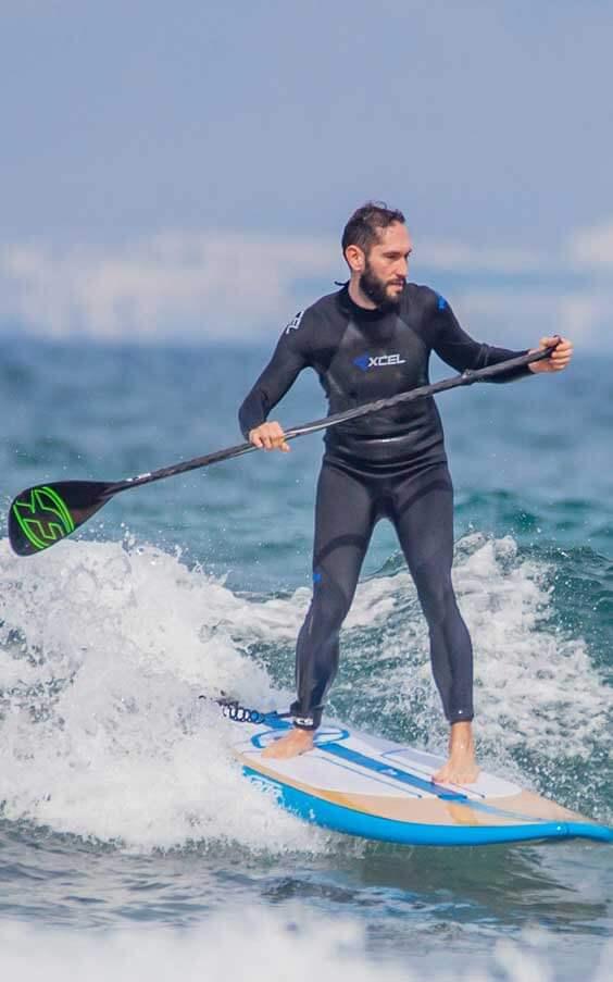 paddle surf corralejo