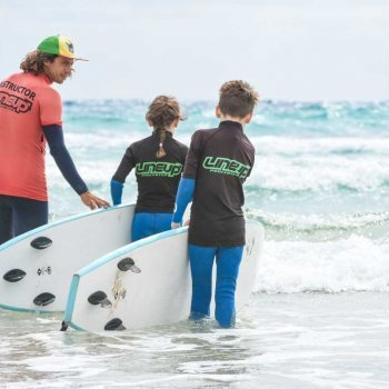 Family Surf Camp Fuerteventura