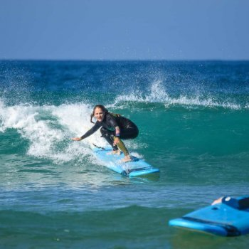 Surf School goes Rocky Point