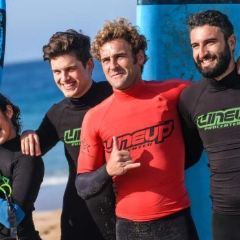 So you decided to learn to surf in Fuerteventura
