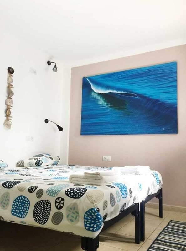 surf room in fuerteventura