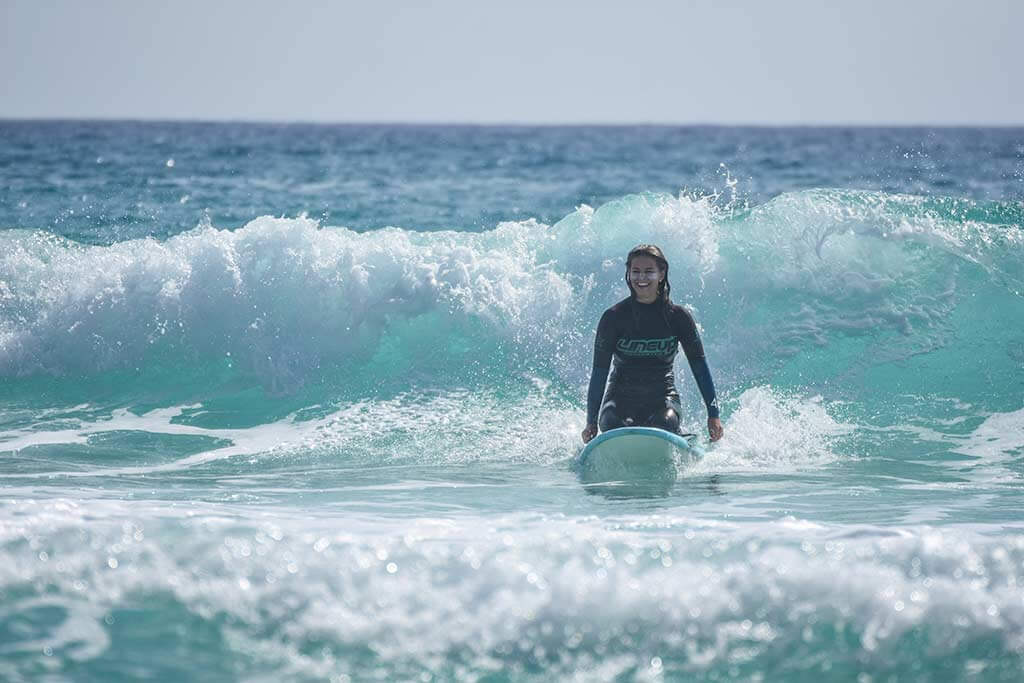 surf is fun