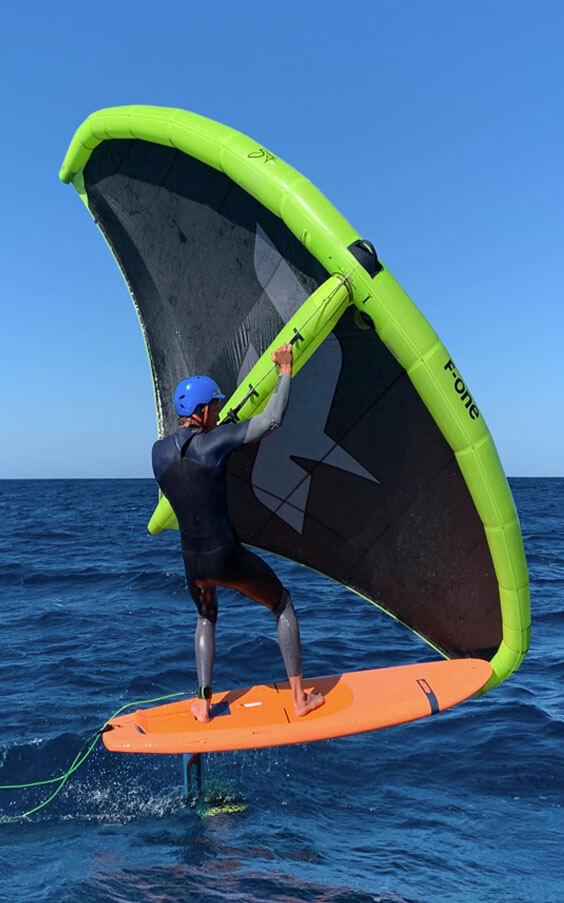 wing surf corralejo