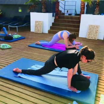 Yoga and surfcamp in Corralejo
