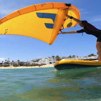 Wing Sesión de Playa