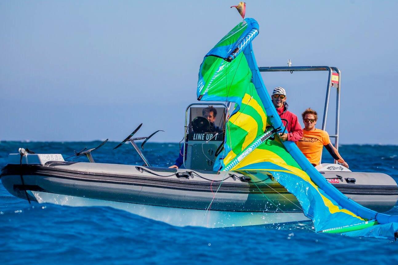 boat session corralejo