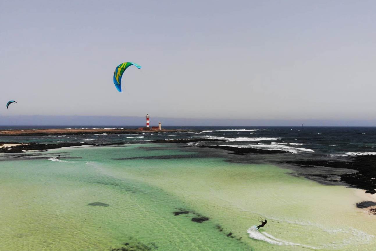 kite in cotillo